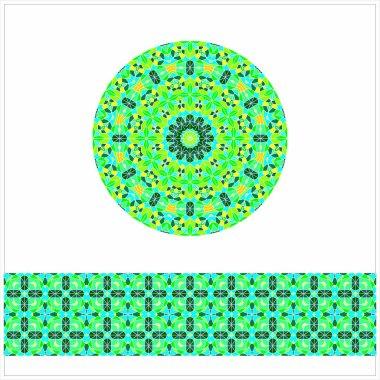 seamless geometric pattern illustration