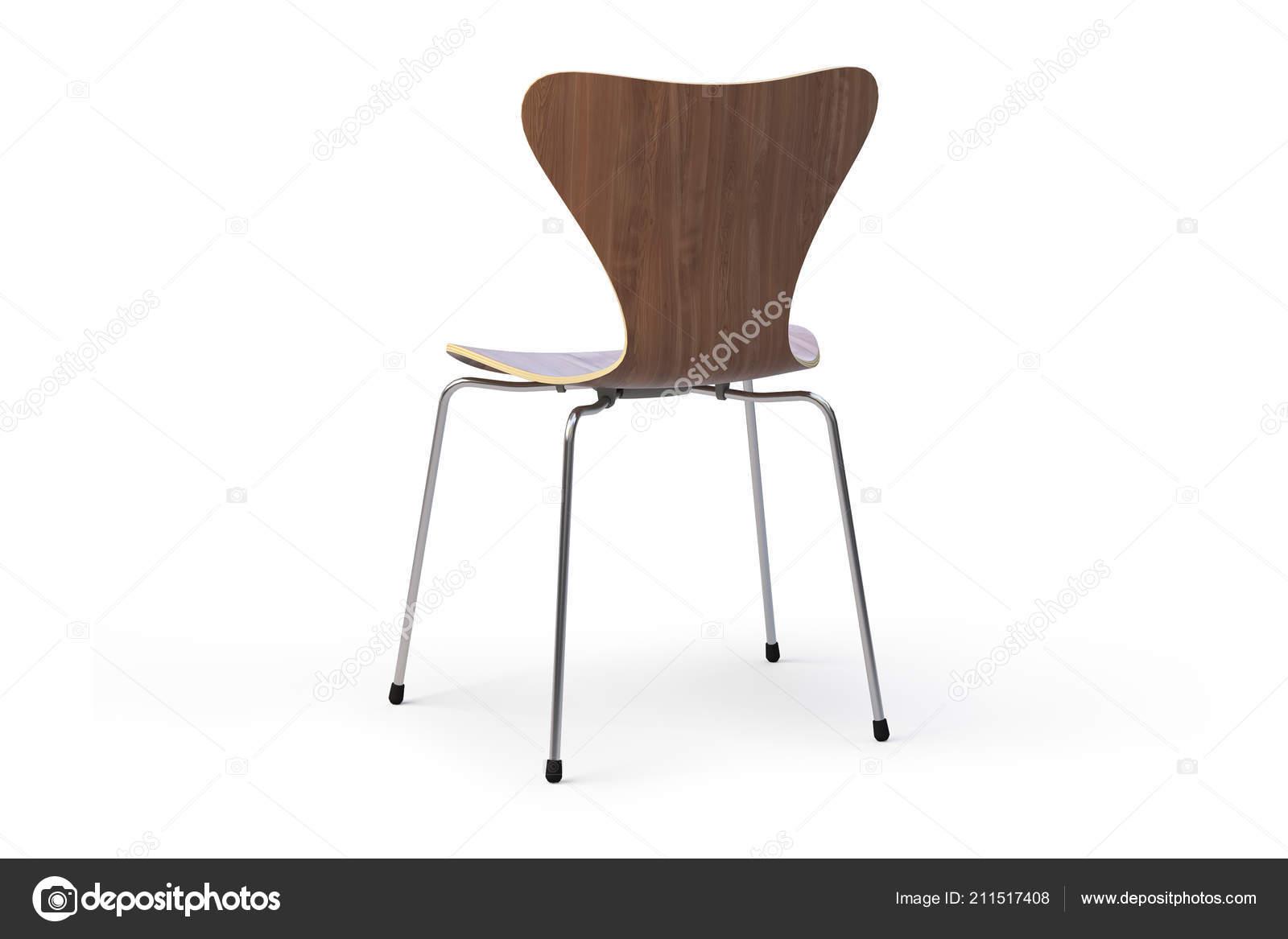 Phenomenal Modern Wooden Chair Metal Legs Modern Chair White Background Squirreltailoven Fun Painted Chair Ideas Images Squirreltailovenorg