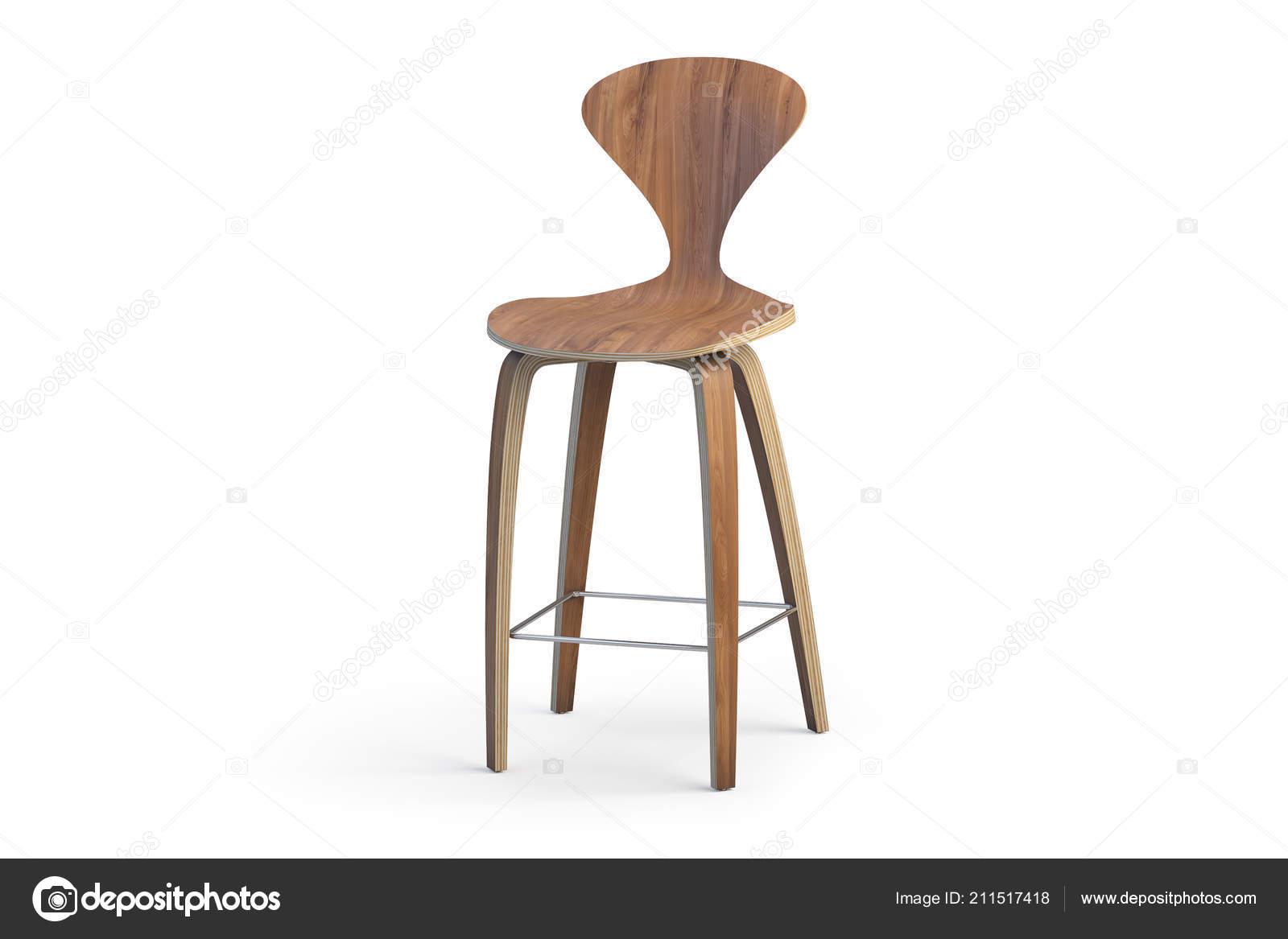 Sgabello bar legno moderna gambe legno sgabello contatore priorità