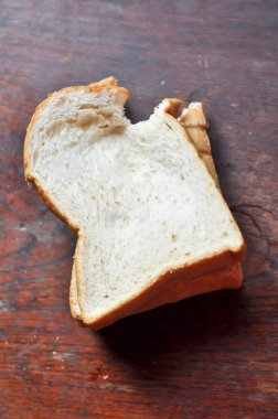 Whole wheat bread is healthy. And is popular consumption