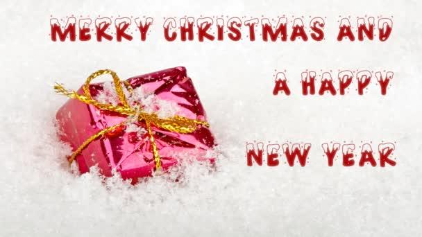 Wihing vám veselé Vánoce a šťastný nový rok