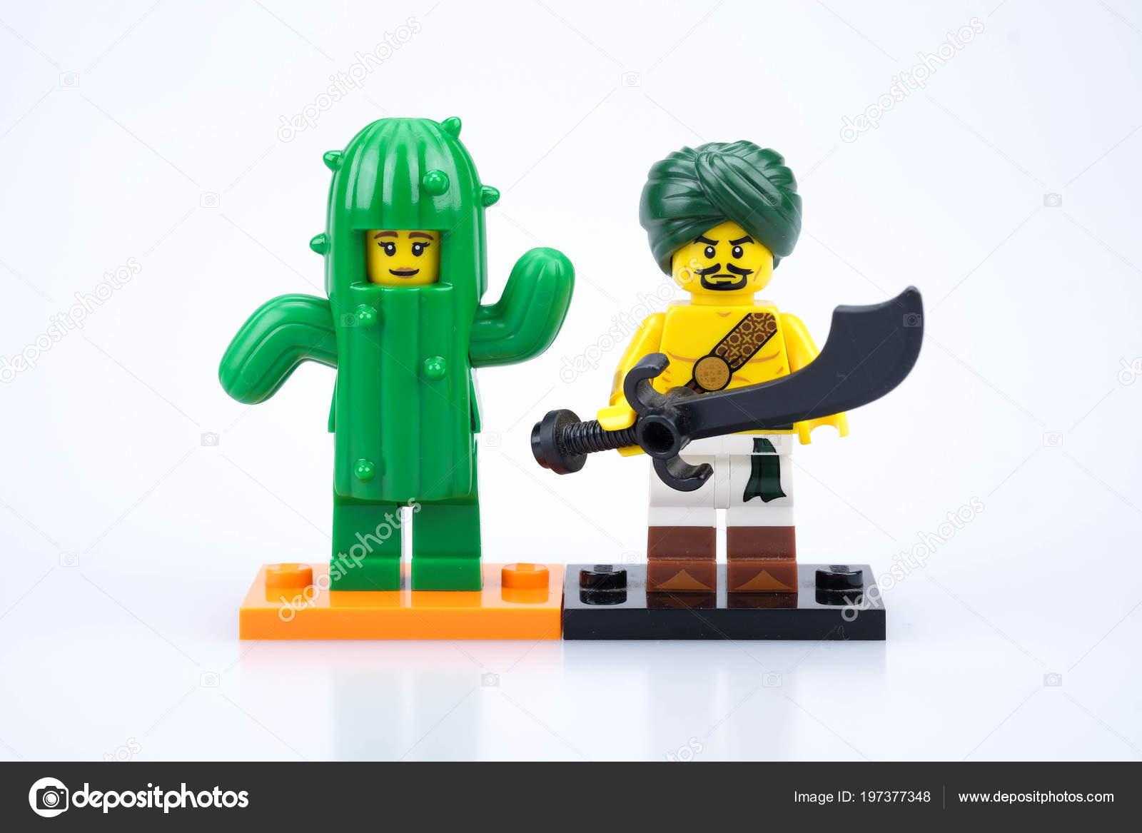 Mini Figure Chiang Jouet Une Mai Lego 2018 Thaïlande LqGSUpMVz