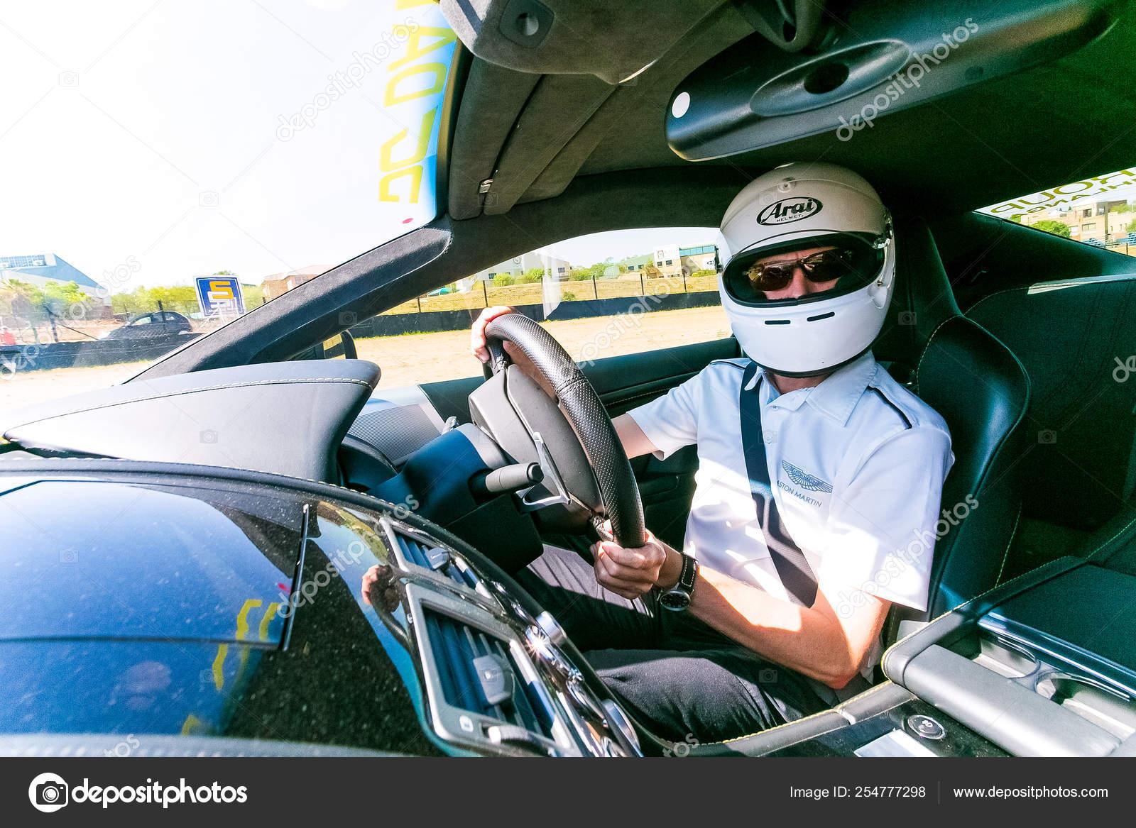 Race Car Driver In An Aston Martin Sports Car Stock Editorial Photo C Sunshineseeds 254777298