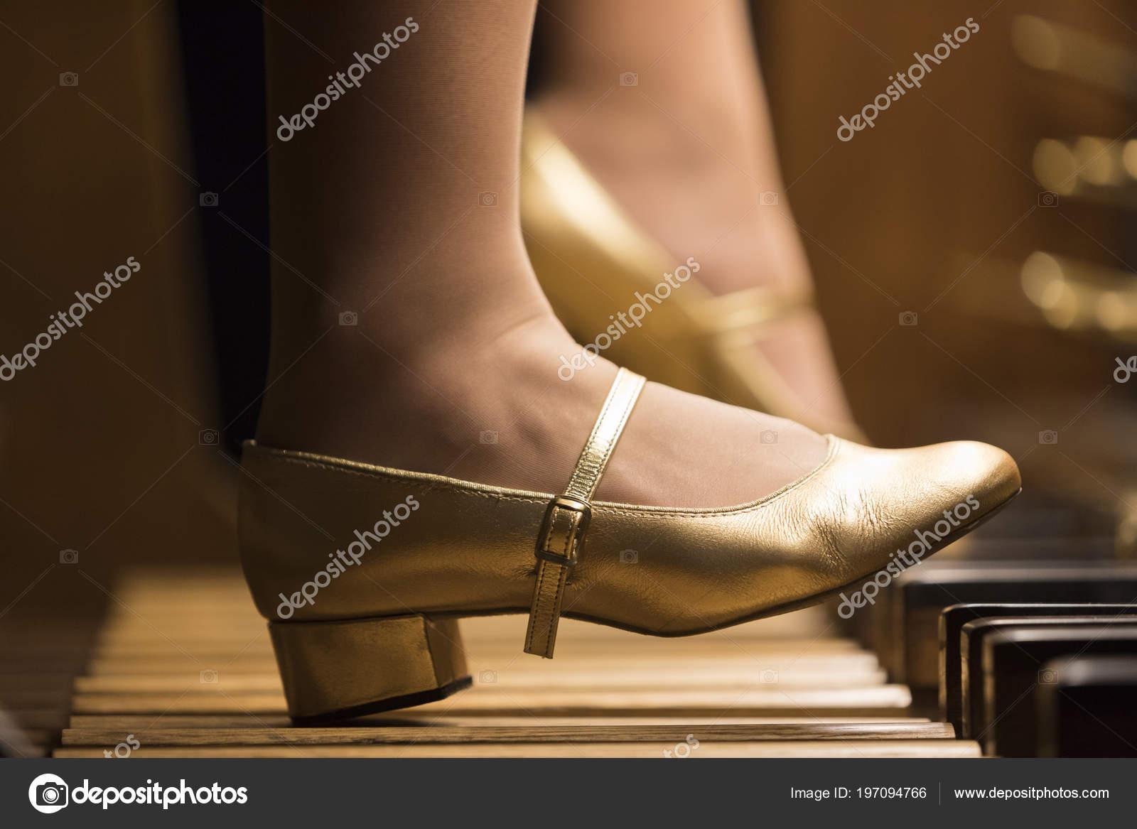 organisten schuhe