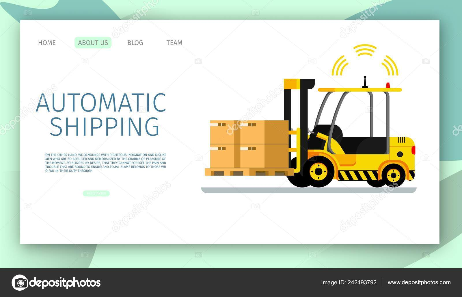 Shipping A Car/page/2 >> Automatic Shipping Car Lifting Warehouse Cargo Safe Signal