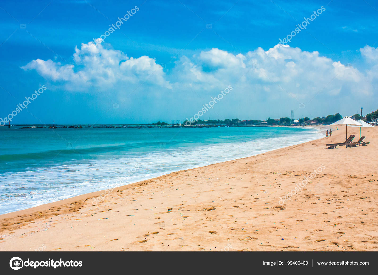 Jimbaran Beach Bali Indonesia Stock Photo C Aleksandrbazinlt Gmail