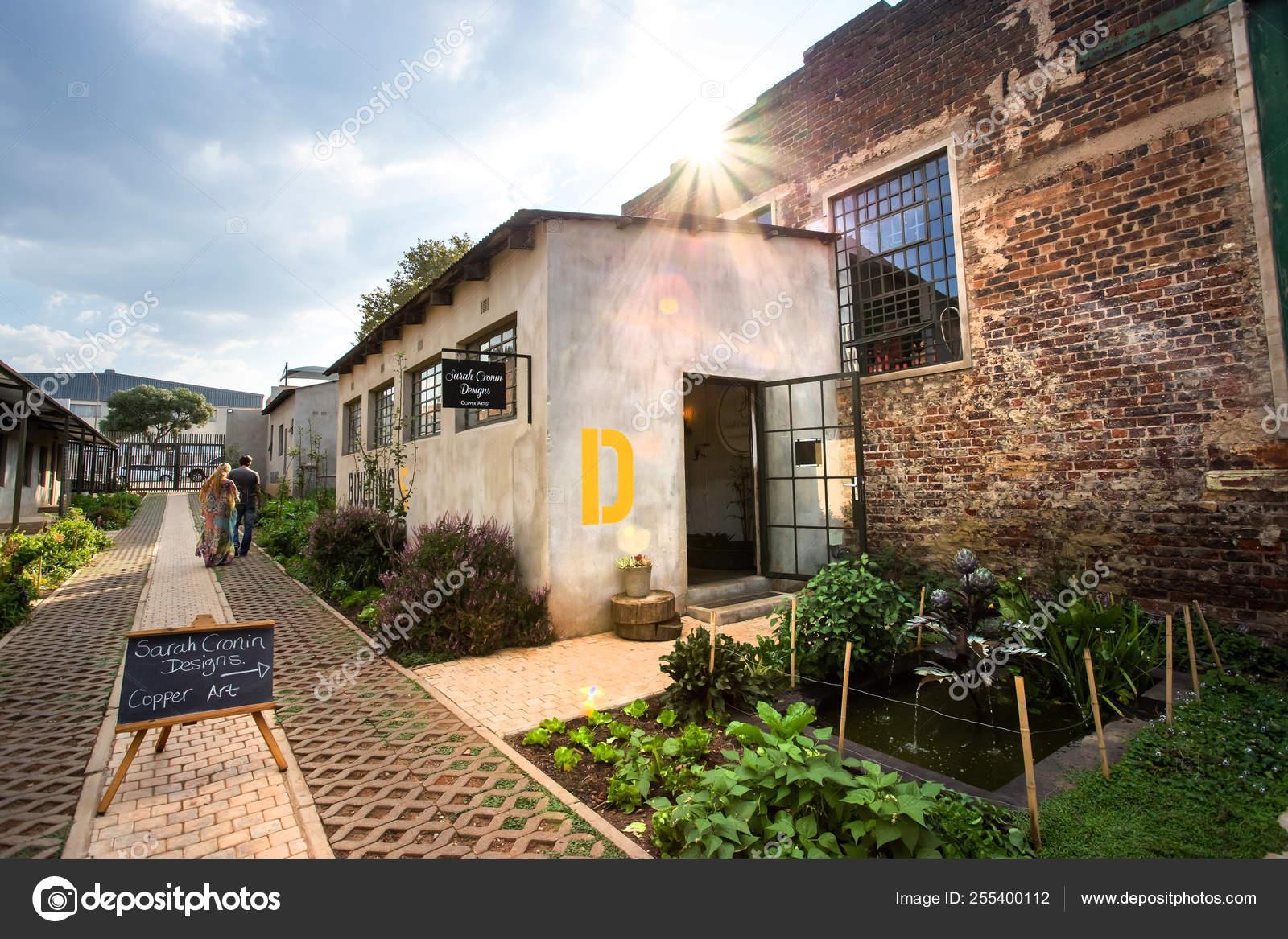 Victoria Yards in Johannesburg – Stock Editorial Photo