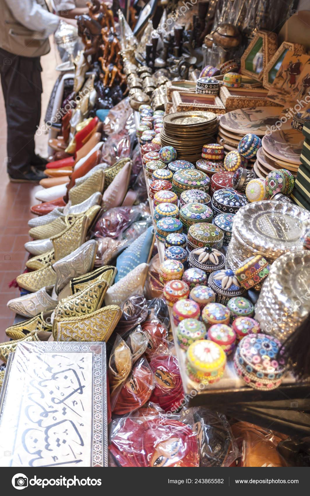 The souq (bazaar) of Tripoli – Stock Editorial Photo © giamplume