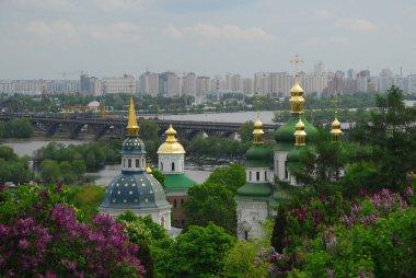 Trinity Monastery of St. Jonas Kiev Ukraine travel