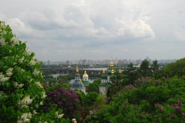 Trinity Monastery of St. Jonas Kiev Ukraine travel