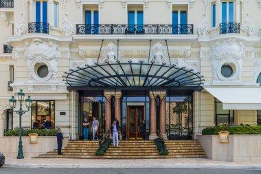 A view in Monte Carlo in Monaco