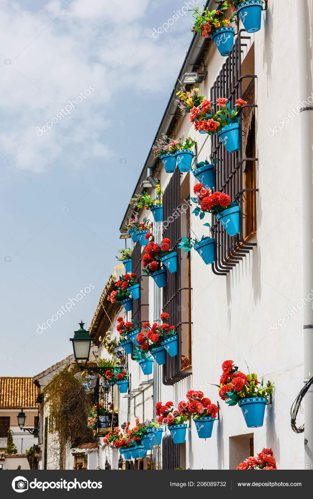 Traditional Arabic Architecture Andalusia Albaicin Moorish Medieval