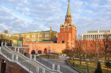 Moscow historical Kremlin