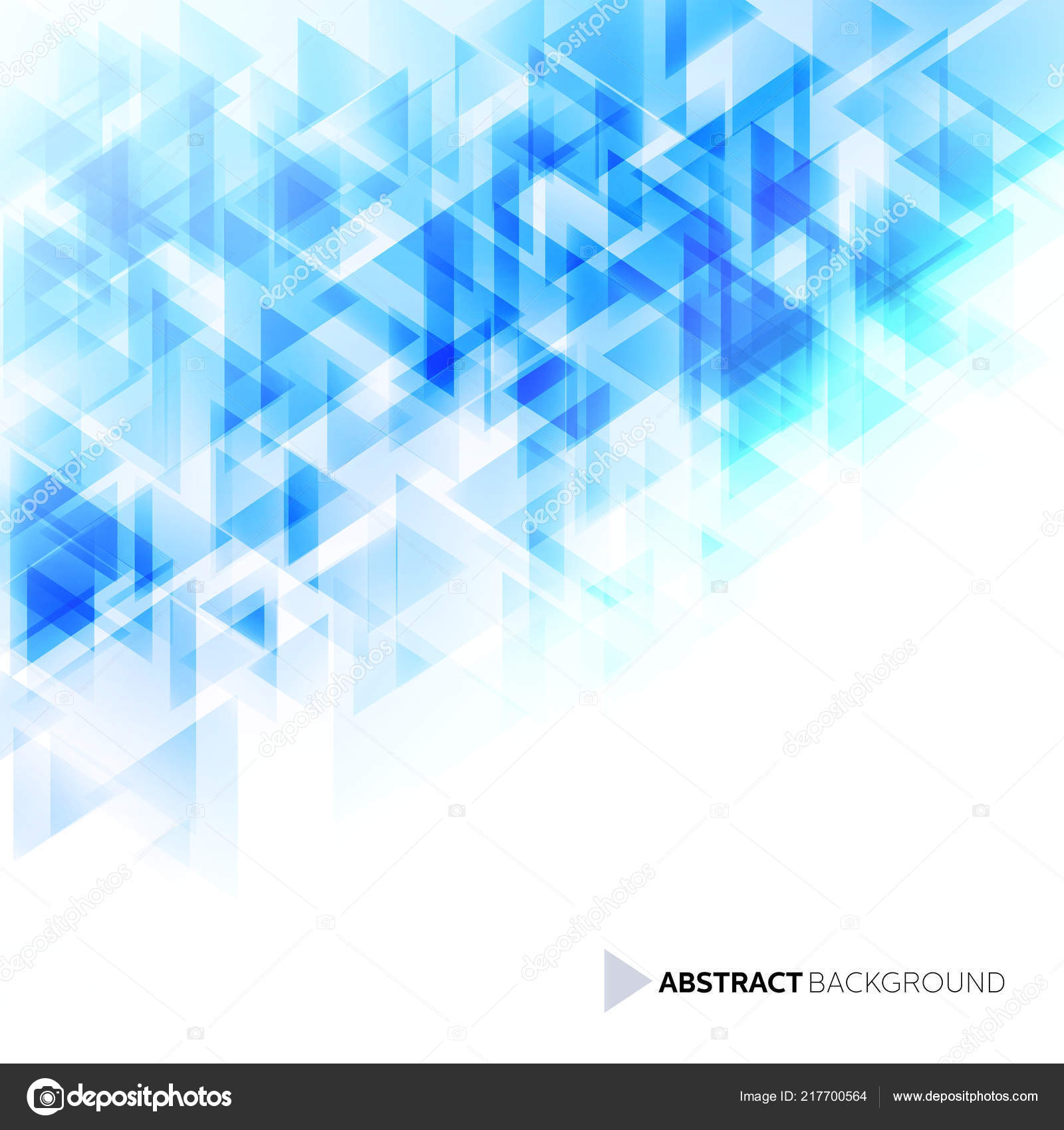 Geometric Shapes Abstract Background Design Vector