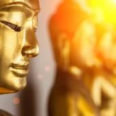 Fotografie Socha Buddhy v chrámu Wat Pho od Thajska