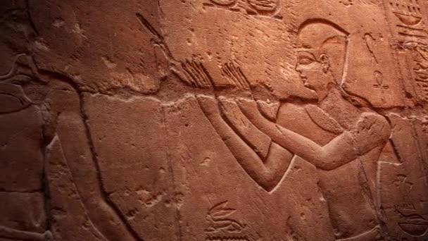 Chrám Karnaka v Luxoru, Egypt