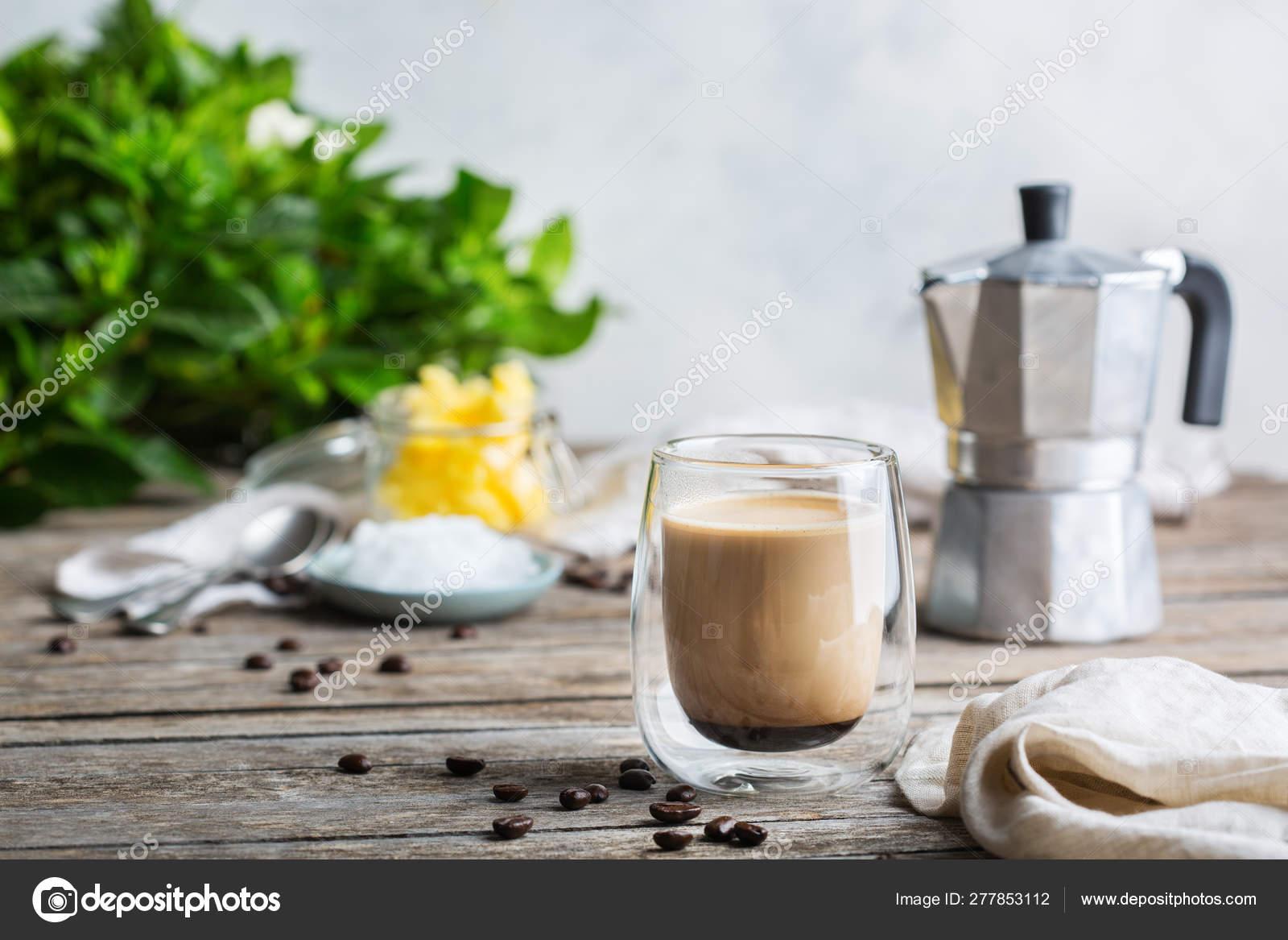 Dieta del cafe con aceite de coco