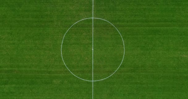 fotbalový stadion v letecký pohled