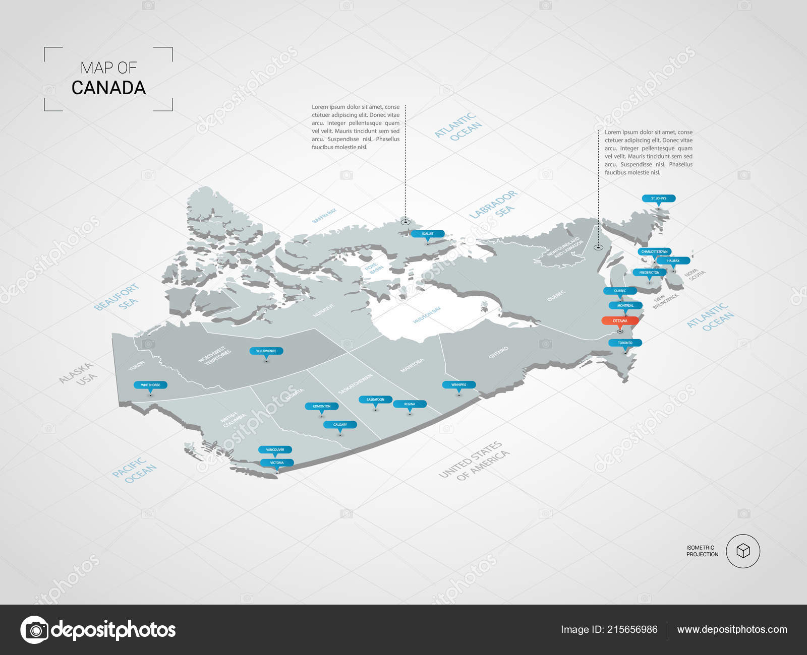 Isometric Canada Map Stylized Vector Map Illustration Cities ... on map of canada first nations tribes, map of canada with cities, map of canada abbreviations, canada map with states and capitals, map of canada provinces, u.s. map capitals, map of downtown montreal canada hotels, map mexico capitals, map of canada nhl teams, french canada map capitals, map australia capitals, map of canada geographical features, map of quebec and ontario canada, map of us and canada, map of canada landscape, map of canada seas, map of canada new york, map of countries near the netherlands, map of canada languages, map of canada history,