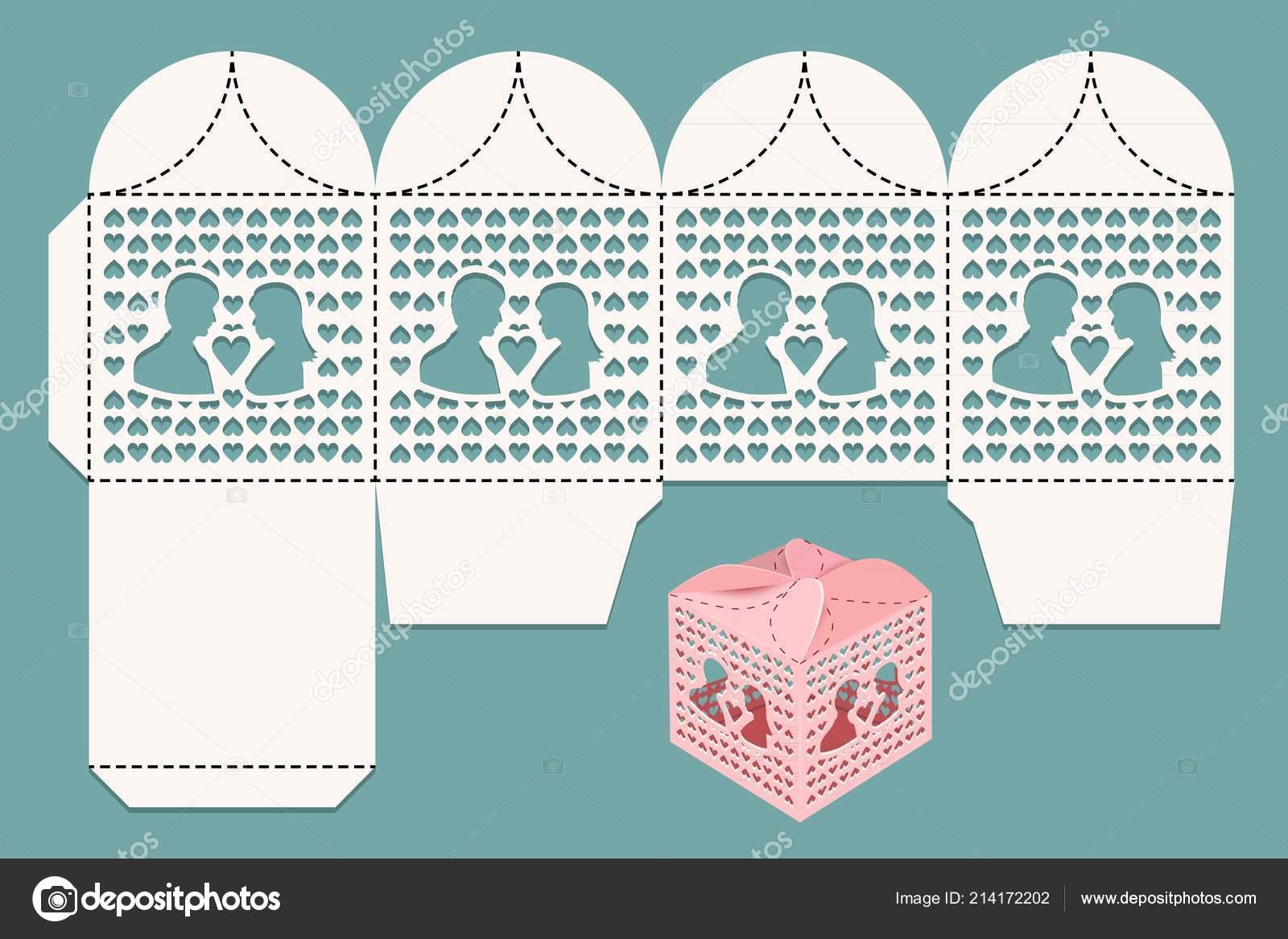 Box Fur Hochzeitsgeschenke Fur Gaste Und Frisch Vermahlte
