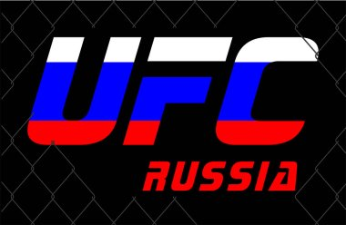 UFC Russia Template, For Advertising Your Event