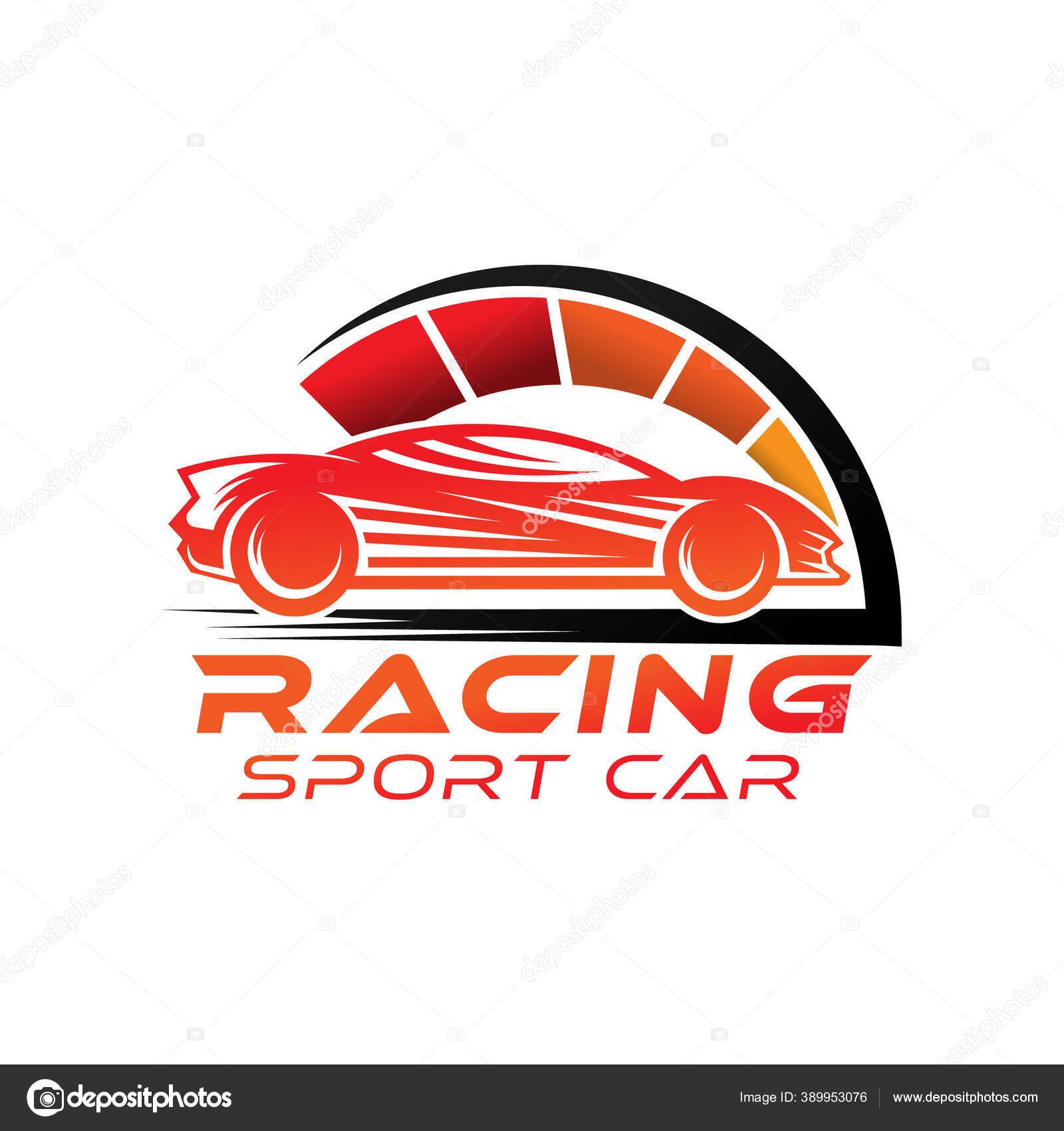 Templat Vector Illustration Auto Car Logo Desain Logo Siluet Modern Stok Vektor C Alfianiqbal 389953076