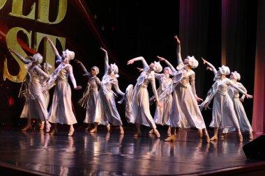 International festival dance competition. Golden holiday. Sochi Dagomys. 05/26/2019