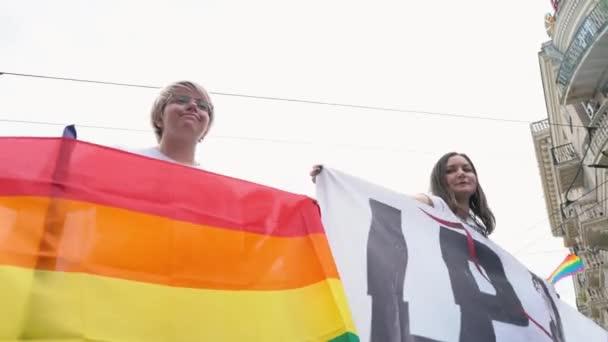 videá z lesbického pohlavia