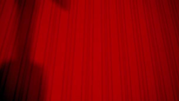 Egy férfi megöli áldozat egy baltával. Gyilkosság. Árnyék a bűnügyi a falon. Halloween. A szoba elöntött a piros fény. A lámpa vibrálók sokat. Jelenet egy horror film. Thriller. Gyilkos.