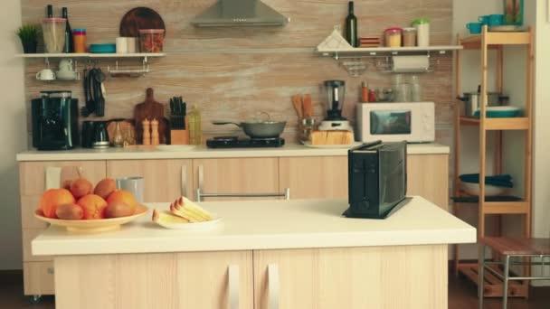 Přiblížit záběr kuchyně