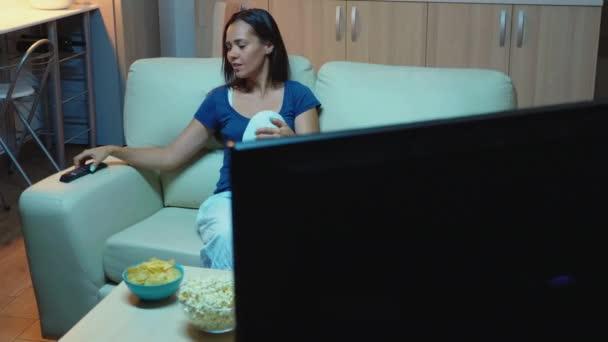 Nő TV csatornát vált