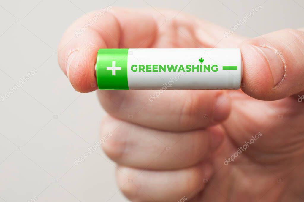 greenwashing #hashtag