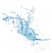 stříkající vodě, samostatný