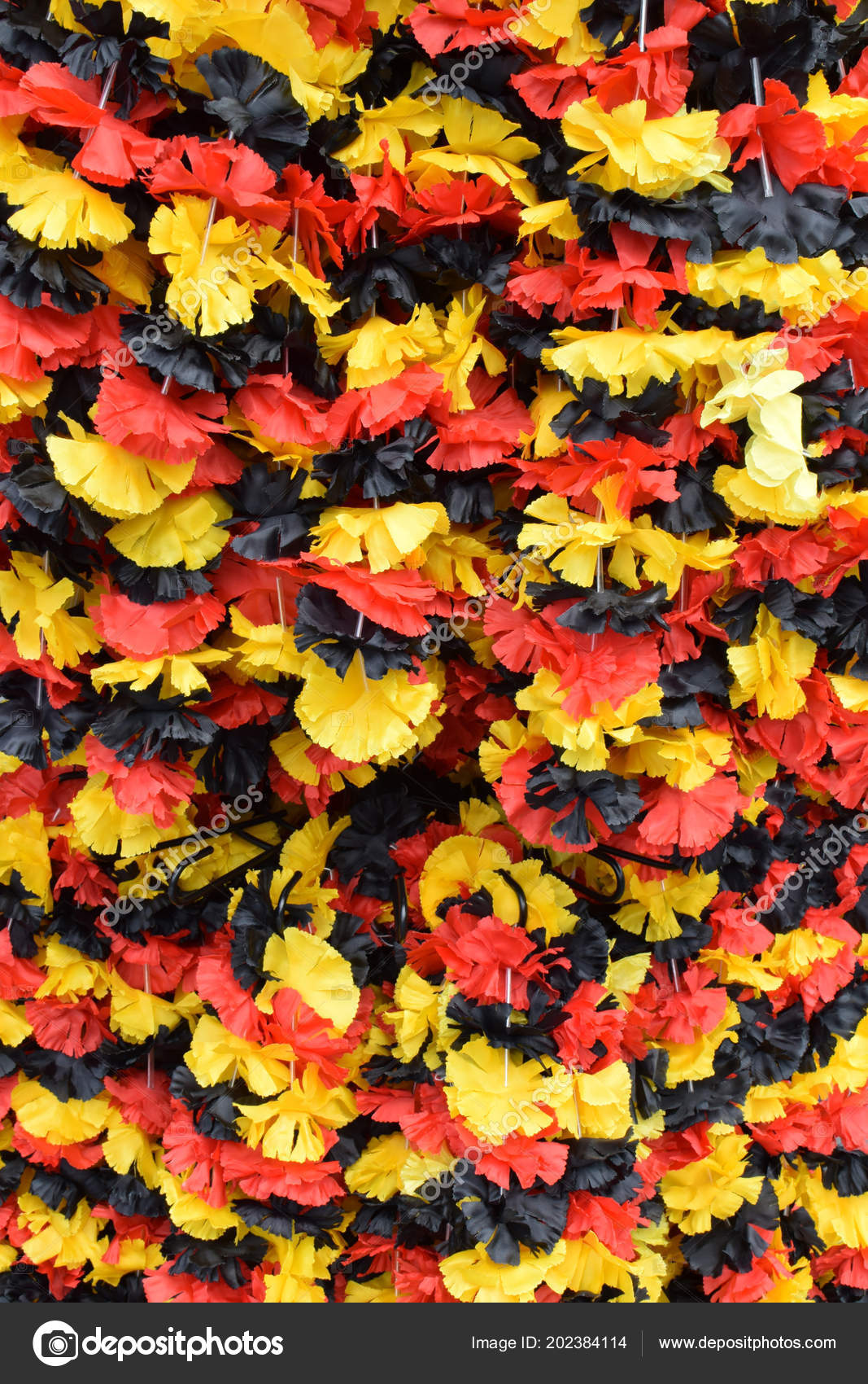 Football Fans Accessories Colors German Flag Abstract Bright