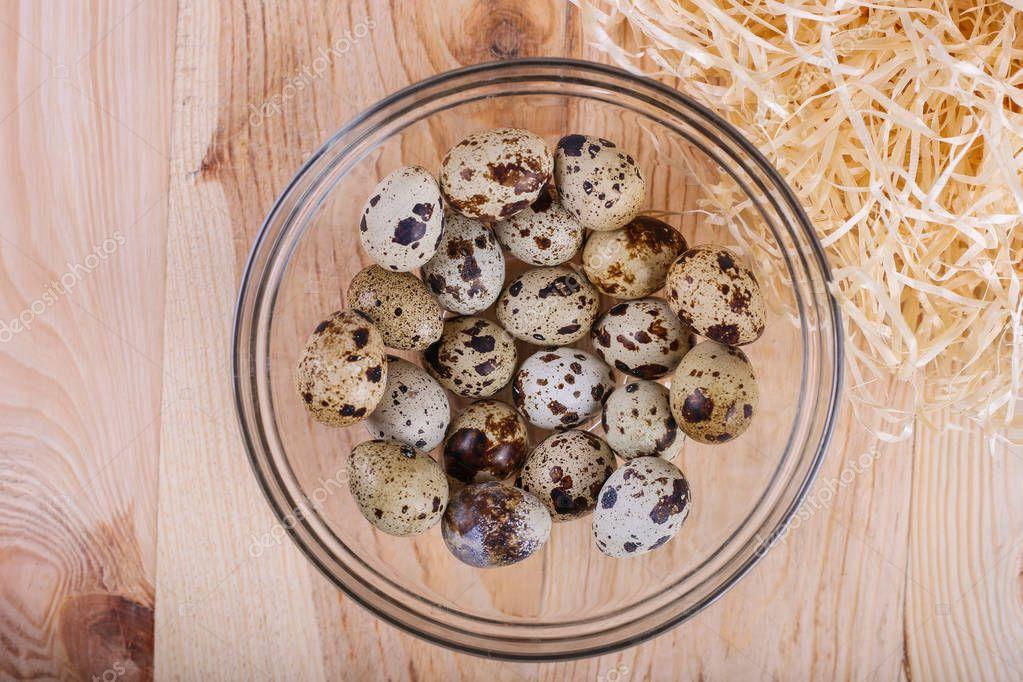Перепелиные яйца на белковой диете