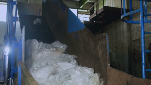 dirty utilization factory, garbage recycling company