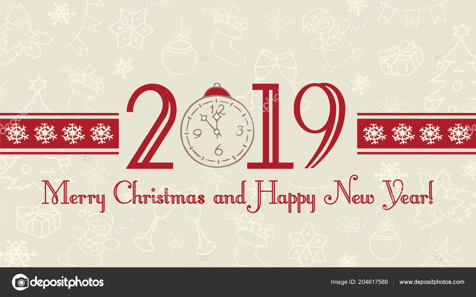 Photos De Joyeux Noel 2019.Fond Bonne Annee Joyeux Noel 2019 Banniere Web Etiquette