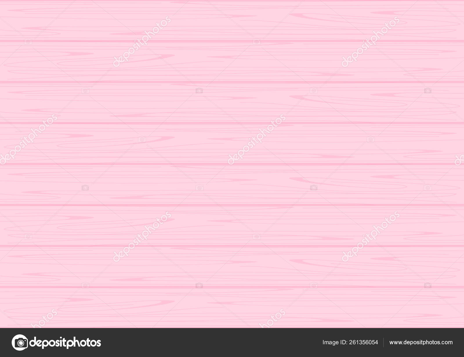 Wooden Wall Pink Pastel Color Background Wood Plank
