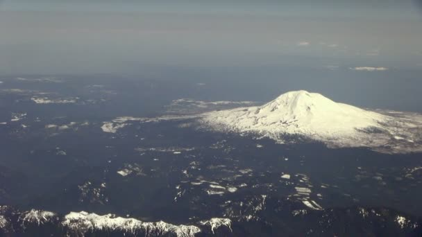 Wide View: Mt. Rainer's Amazing Surrounding Area without Snow