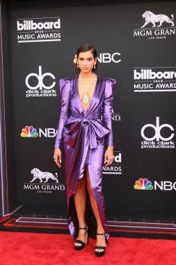 LAS VEGAS - MAY 20:  Dua Lipa at the 2018 Billboard Music Awards at MGM Grand Garden Arena on May 20, 2018 in Las Vegas, NV