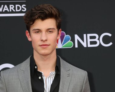 LAS VEGAS - MAY 20:  Shawn Mendes at the 2018 Billboard Music Awards at MGM Grand Garden Arena on May 20, 2018 in Las Vegas, NV