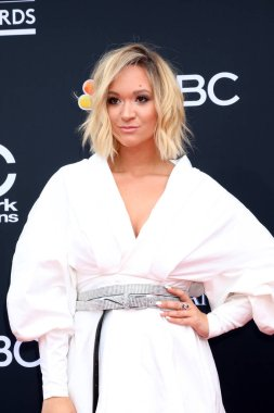 LAS VEGAS - MAY 20:  AlishaMarie at the 2018 Billboard Music Awards at MGM Grand Garden Arena on May 20, 2018 in Las Vegas, NV