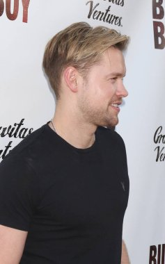 LOS ANGELES - JUN 12:  Chord Overstreet at the