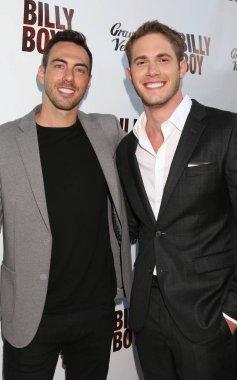 LOS ANGELES - JUN 12:  Guest, Blake Jenner at the