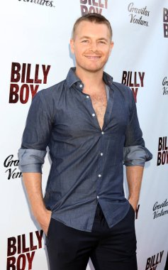 LOS ANGELES - JUN 12:  Rick Cosnett at the