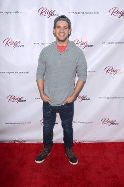 LOS ANGELES - JUN 14:  Brandon Tyler Russell at the