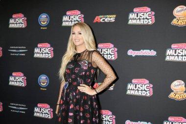 LOS ANGELES - JUN 22:  Carrie Underwood at the 2018 Radio Disney Music Awards at the Loews Hotel on June 22, 2018 in Los Angeles, CA