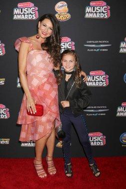LOS ANGELES - JUN 22:  Cerina Vincent, costar at the 2018 Radio Disney Music Awards at the Loews Hotel on June 22, 2018 in Los Angeles, CA