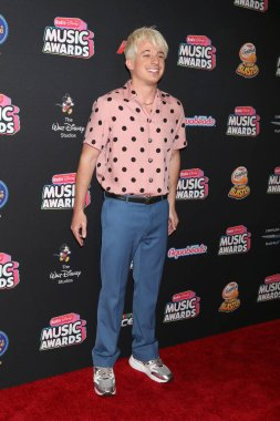 LOS ANGELES - JUN 22:  Charlie Puth at the 2018 Radio Disney Music Awards at the Loews Hotel on June 22, 2018 in Los Angeles, CA