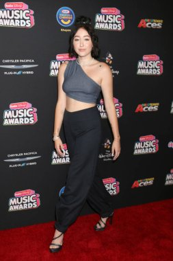 LOS ANGELES - JUN 22:  Noah Cyrus at the 2018 Radio Disney Music Awards at the Loews Hotel on June 22, 2018 in Los Angeles, CA